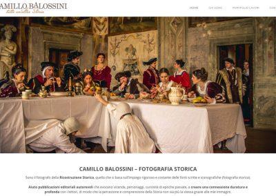 web agency novara camillo balossini