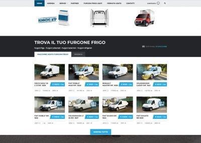web agency novara usatofurgonefrigo